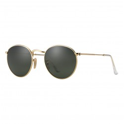 Ray Ban Aviator sfumato marrone